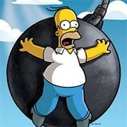 Simpsons Wrecking Ball