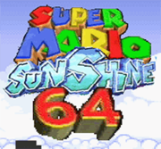 Super Mario 64 Flash Remake