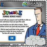 Jumble Word Vault