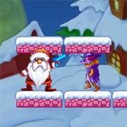 Santa's Deep Freeze