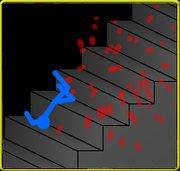 Stair Fall 2
