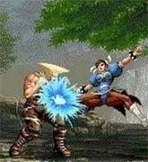 New Street Fighter Flash