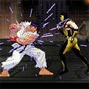 Mortal Kombat vs Street Fighter 2