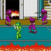 Teenage Mutant Ninja Turtles 2 (NES)