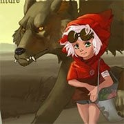 Little Red Riding Hood Post Apocalyptic Adventure