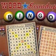 Word Roundup Bingo