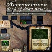 Necronomicon Book of Dead Names