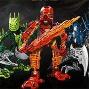 Bionicle Agori Defender