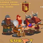 Dwarfs Under Siege
