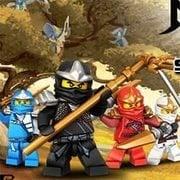 Spinjitzu Snakedown Lego