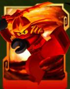 Ninjago Viper Smash ZX