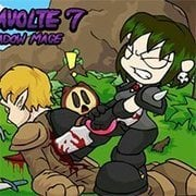 Millie Megavolte 7: Mille and the Shadow Mage