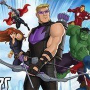 Avengers Tower Rush