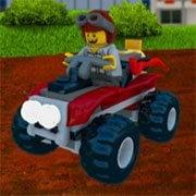 Lego Forest Raceway