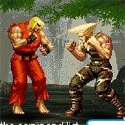 Street Fighter Flash