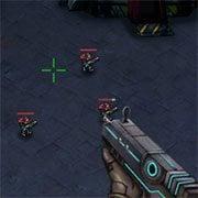 Armor Robot Shooting