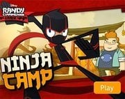 Ninja Camp Ninja Total Randy Cunningham