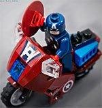 Lego Marvel Avenger: Captain America