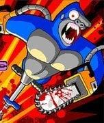 Bionic Chainsaw Pogo Gorilla