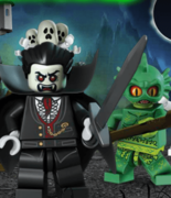 The Monsterland Tale | Lego