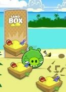 Bad Piggies HD 3.8 Sand Box