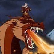 Zuko's Dragon Flight – Legend of Korra