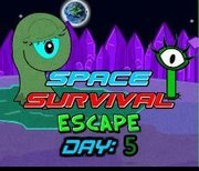 Space Survival Escape 5