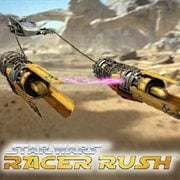 Racer Rush – Star Wars