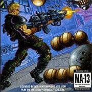 Contra Hard Corps (Genesis)