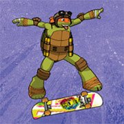 Deck'd Out – Teenage Mutant Ninja Turtles