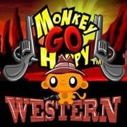 Monkey GO Happy Western