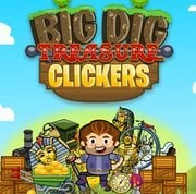 Big Dig : Treasure Clickers