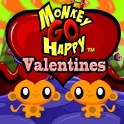 Monkey Go Happy Valentines