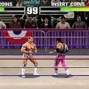 WWF Wrestlemania Arcade (Sega Gen)