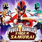 Saban's Power Rangers Super Samurai