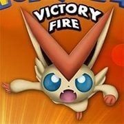 Pokemon Victory Fire