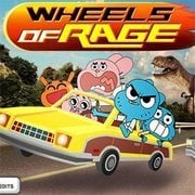 Wheels of Rage – The Amazing World of Gumball