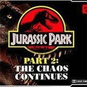 Jurassic Park Part 2 – The Chaos Continues