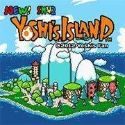 New SMW2 Yoshi's Island