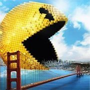 Pixels Movie Game