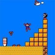 Mega Man in the Mushroom Kingdom