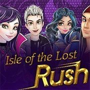 Descendants – Isle of the Lost Rush