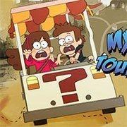 Gravity Falls: Mystery Tour Ride