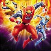 Power Rangers: Ninja Storm