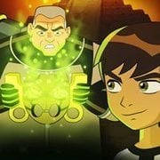Ben 10 The Mystery of the Mayan Sword