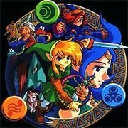 Legend Of Zelda, The – Oracle Of Ages