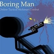 Boring Man – Online Tactical Stickman Combat