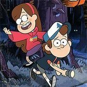 Fright Night – Gravity Falls