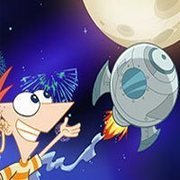 Jogo Phineas and Ferb: New Year's Blast Off Online Gratis