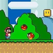 Mario Return to Dinosaur Land